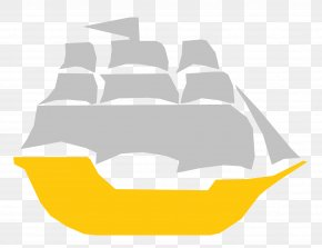 Pirate Ship - Pirate Ship Piracy Public Domain Clip Art PNG