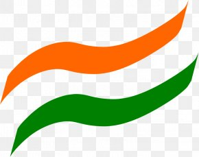 Indian Flag - Flag Of India Clip Art PNG