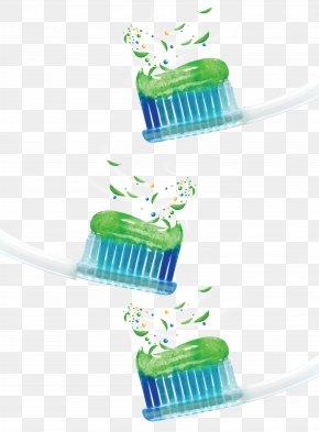 Toothpaste, Toothbrush - Toothbrush Toothpaste PNG