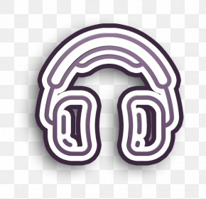 Symbol Logo - Free Icon Headphones Icon Hipster Icon PNG