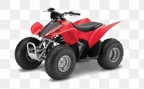 Honda - Honda Logo Car All-terrain Vehicle Honda TRX450R PNG