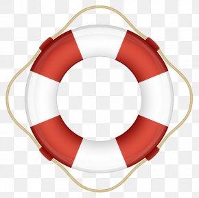 Personal Protective Equipment Lifejacket - Lifebuoy Red Lifejacket Personal Protective Equipment Circle PNG