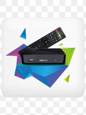Ip Tv - Set-top Box IPTV Over-the-top Media Services Smart TV Box Television PNG