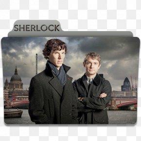 Sherlock - Sherlock Holmes Doctor Watson Television Show Film Producer PNG