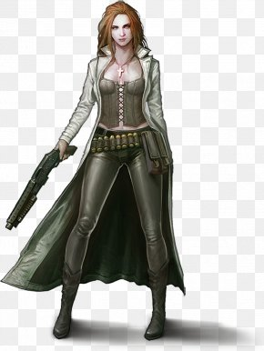 Female - Secret World Legends Knights Templar Female Video Game Character PNG