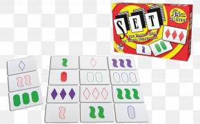 Set Enterprises Card Game Playing Card PNG