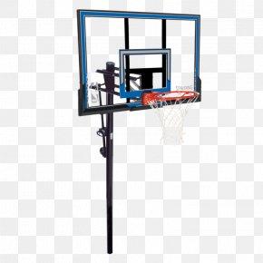 Basketball - Backboard Spalding Golden Eagles Men's Basketball Spalding Golden Eagles Men's Basketball NBA PNG