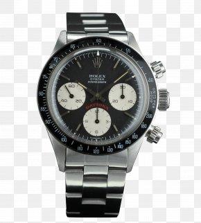 Rolex Daytona - Rolex Daytona Watch Chronograph Rolex Oyster Perpetual Cosmograph Daytona PNG
