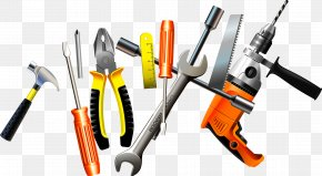 Hardware Tools - Hand Tool DIY Store Architectural Engineering PNG