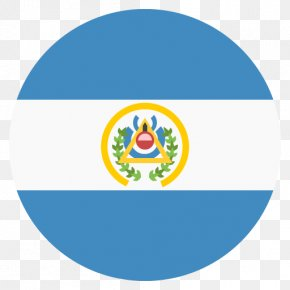 Emoji - Flag Of El Salvador Emoji Flag Of Nicaragua PNG