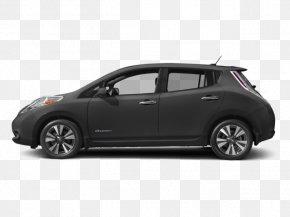 Nissan - 2018 Nissan LEAF Car 2017 Nissan LEAF SV Vehicle PNG