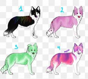 Dog - Dog Breed Cartoon Paw PNG