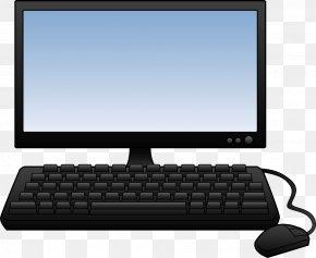 A Computer Cliparts - Computer Download Clip Art PNG
