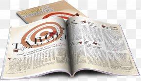 Magazine - Magazine Marketing Publishing Business PNG