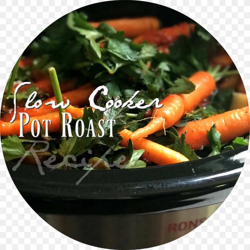 Pot Roast Vegetarian Cuisine Recipe Slow Cookers Food, PNG, 1600x1600px, Pot Roast, Carrot, Cooker, Cooking, Crock Download Free