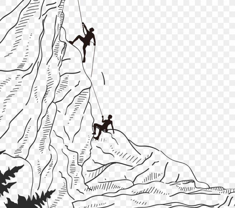 Rock Climbing Sport Illustration, PNG, 958x850px, Watercolor, Cartoon, Flower, Frame, Heart Download Free