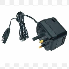 Battery Charger - Battery Charger Lawn Mowers AC Adapter Electric Battery PNG