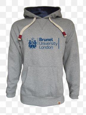 T-shirt - Hoodie T-shirt Brunel University London Cardiff University University Of Denver PNG