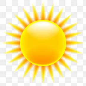 Sun Transparent Clip Art Image - Icon Sunlight Clip Art PNG