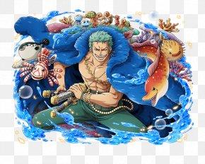 Roronoa Zoro One Piece - Roronoa Zoro One Piece Treasure Cruise Monkey D. Luffy Dracule Mihawk Vinsmoke Sanji PNG