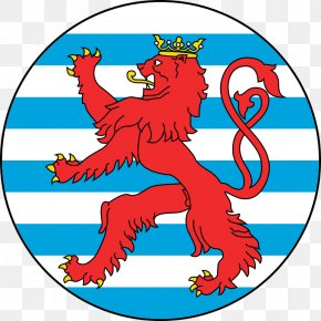 Flag - Luxembourg City Flag Of Luxembourg National Flag Luxembourgish PNG