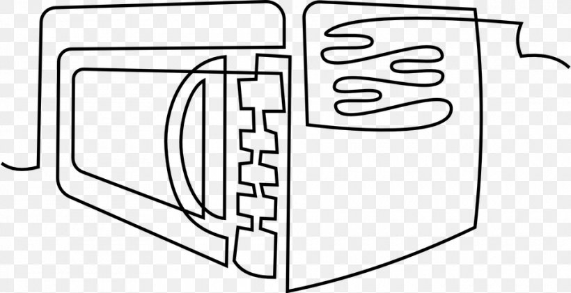 Microwave Oven Stock.xchng Clip Art, PNG, 960x493px, Microwave Oven, Area, Auto Part, Black And White, Brand Download Free