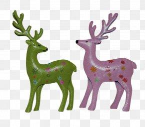 Reindeer - Reindeer DeviantArt Work Of Art PNG