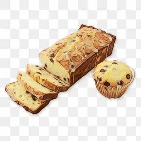 Muffin Loaf - Food Cuisine Dish Dessert Baked Goods PNG