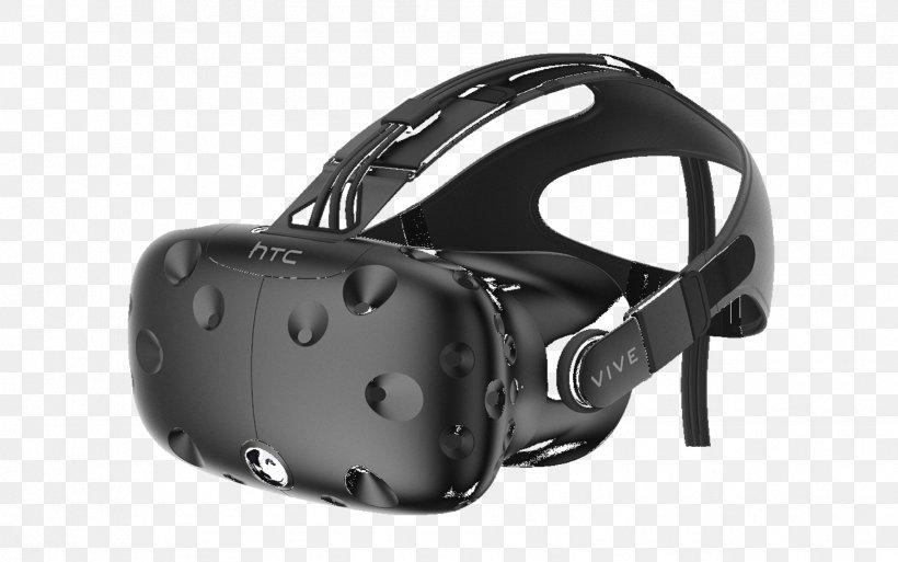 HTC Vive Virtual Reality Headset Oculus Rift, PNG, 1784x1118px, Htc Vive, Belt, Black, Consumer Electronics, Eyewear Download Free
