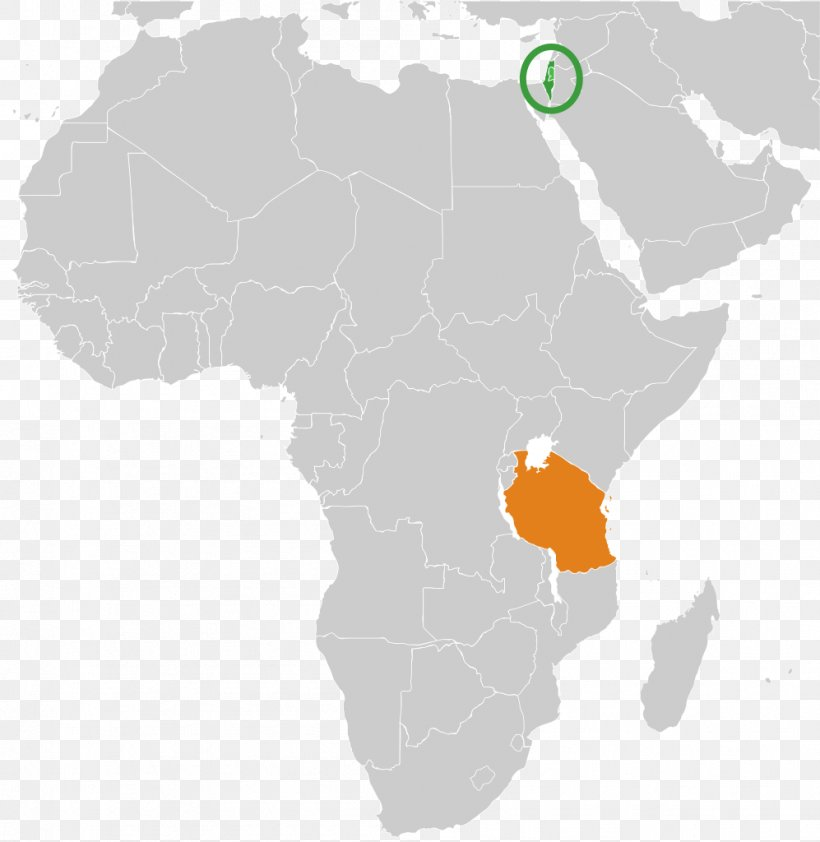 North Africa West Africa East Africa Map World, PNG ...