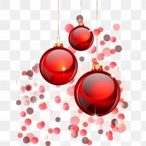 Sale Sticker - Christmas Ornament Bombka New Year Clip Art PNG