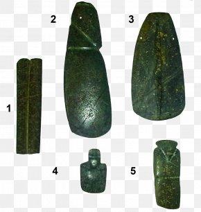 Stone - Costa Rican Jade Tradition Stone Tool Pre-Columbian Era PNG