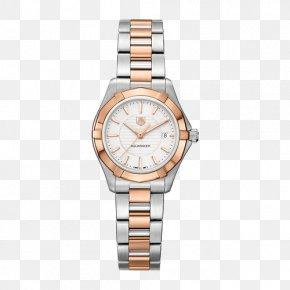TAG Heuer Aquaracer Series Ms. Quartz Watch - Watch TAG Heuer Quartz Clock Luneta Bracelet PNG