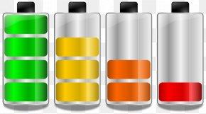 Car Battery Cliparts - Battery Charger Laptop Automotive Battery Clip Art PNG