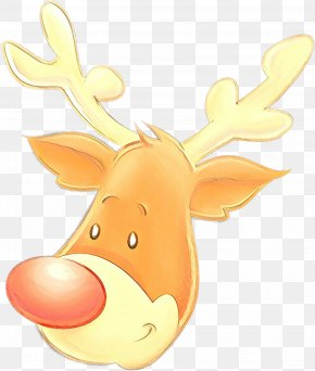 Animal Figure Deer - Cartoon Clip Art Snout Fawn Deer PNG