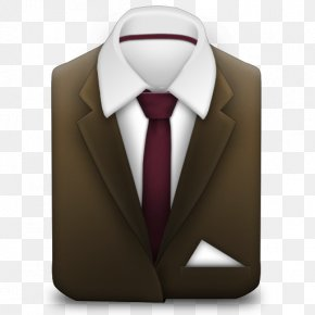 Suit - Necktie Suit Black Tie Icon PNG