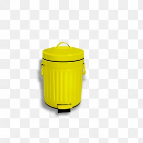 Trash Can - Paper Waste Container Bottle PNG