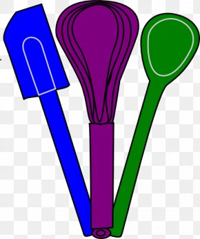 Baking Spatula Cliparts - Barbecue Grill Baking Kitchen Utensil Clip Art PNG