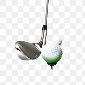 Golf - Golf Ball Golf Club Sand Wedge PNG