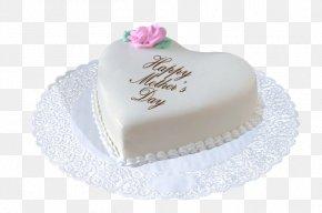 Chocolate Cake - Chocolate Cake Buttercream Birthday Cake Mother's Day PNG