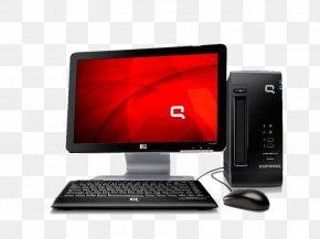 Computer Desktop PC - Laptop Hewlett-Packard Desktop Computer Compaq Presario PNG