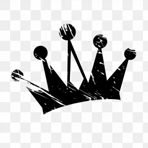 Black Crown Model - Crown No Ni PNG