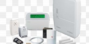 Alarm System - Security Alarms & Systems Alarm Device Wireless Security Camera Home Security Closed-circuit Television PNG