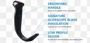 Disposable Blade Laryngoscopy Titanium PNG