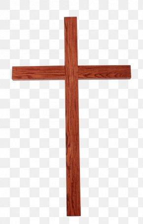 Christian Cross - Crucifix Christian Cross Wood Church PNG