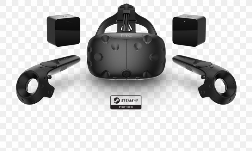HTC Vive Virtual Reality Headset Oculus Rift Immersion, PNG, 1367x820px, Htc Vive, Automotive Exterior, Hardware, Immersion, Microsoft Store Download Free