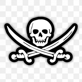 Jolly Roger - Jolly Roger Golden Age Of Piracy Flag PNG