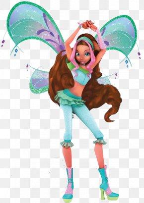Winx Club - Aisha Bloom Winx Club: Believix In You Stella Tecna PNG