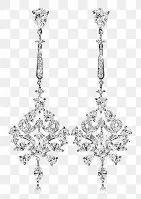 Earring - Earring Jewellery Diamond Clothing Accessories PNG