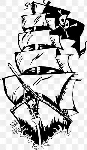 Wheel Of Dharma - Ship Piracy Clip Art PNG